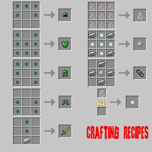 как установить мод годзиллу на minecraft #7